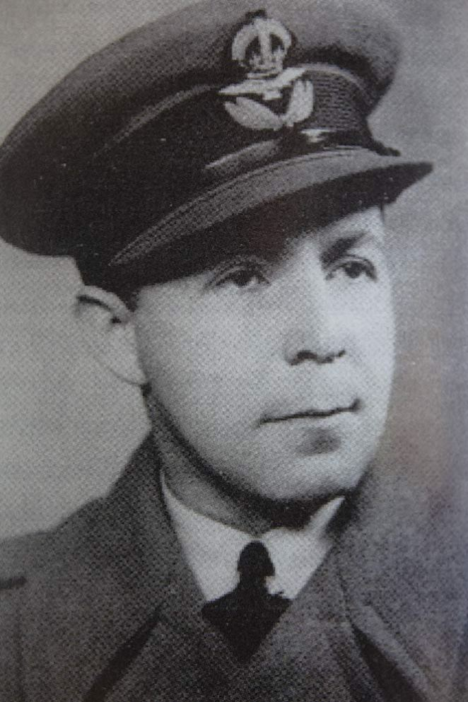 Sam Benady RAF Gibraltar