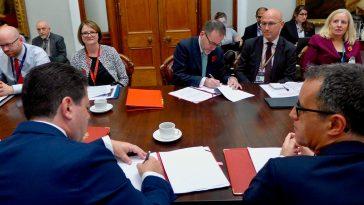 'Recuperación frente al Brexit': El RU acepta los proyectos de emergencia ante el Brexit en Gibraltar