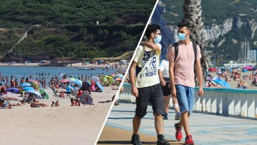 Campo de Gibraltar Beach Rules 2020