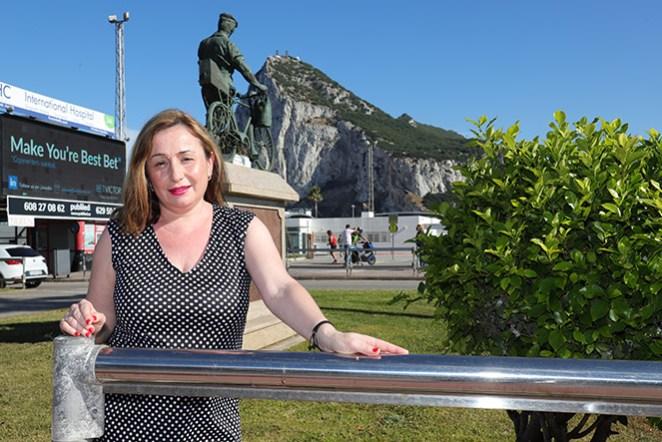 Maria Jesus Corrales Las Expulsadas La Linea Gibraltar
