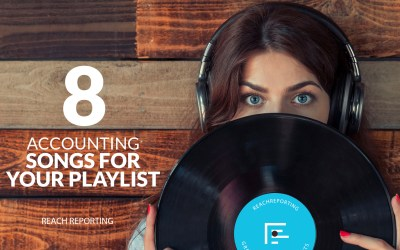 8 Songs to Add to your Accounting Playlist