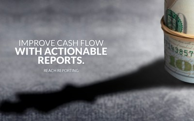 Improving Cash Flow with Actionable Reports