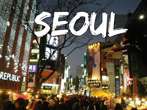 Image result for seoul korea