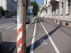 capcana cu latz pentru biciclisti