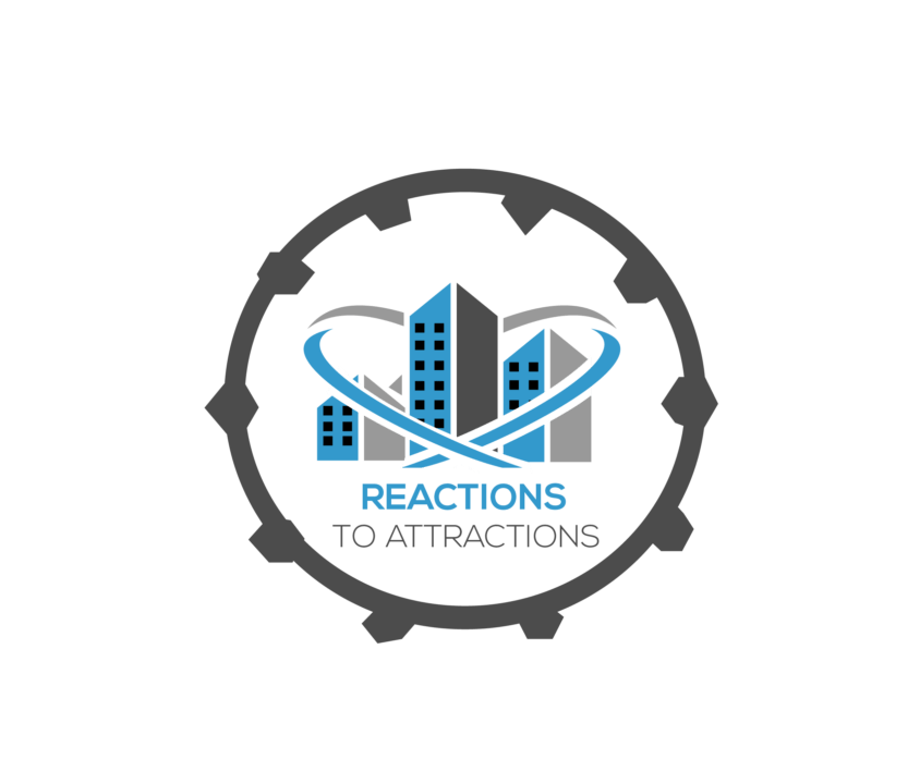 Reactions to Attractions Logo