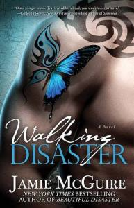 Review….Walking Disaster by Jamie McGuire