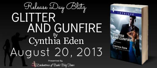Glitter and Gunfire banner