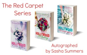 The Red Carpet Series - Giveaway