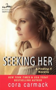 Seeking Her by Cora Carmack…Release Day Event & Excerpt