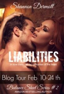 Liabilities by Shannon Dermott…Blog Tour Stop & Excerpt