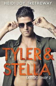 Tyler & Stella (Tattoo Thief #2) by Heidi Joy Tretheway…Blog Tour Stop & Review