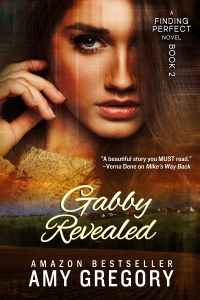 Gabby Revealed by Amy Gregory…Blog Tour Stop & Review