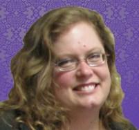 Sue purple headshot