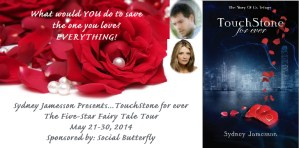 TouchStone For Ever by Sydney Jamesson…Blog Tour Stop & Excerpt