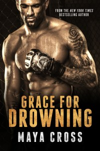 Grace for Drowning by Maya Cross…Release Day Event