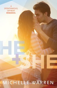 He + She by Michelle Warren…Release Day Blitz
