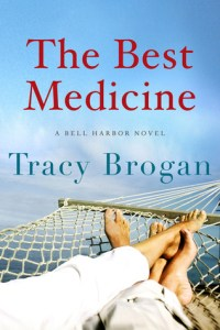 Review….The Best Medicine by Tracy Brogan
