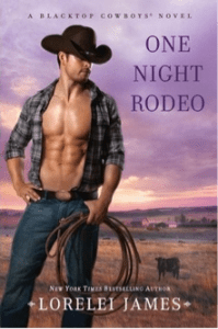Read-Love-Blog's Cowboy Summer…Selene Reviews One Night Rodeo: A Blacktop Cowboys Novel by Lorelei James