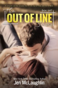 Cover Reveal….The Out of Line Box Set by Jen McLaughlin