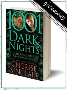 Show Me, Baby by Cherise Sinclair eBook Giveaway