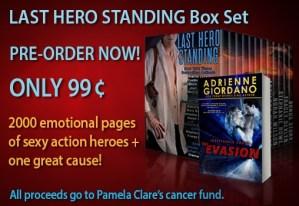 Last Hero Standing Box Set Book Blitz Tour…featuring Adrienne Giordano
