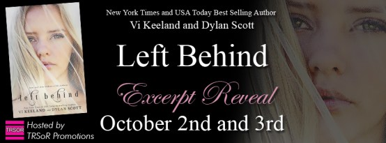 left behind excerpt reveal