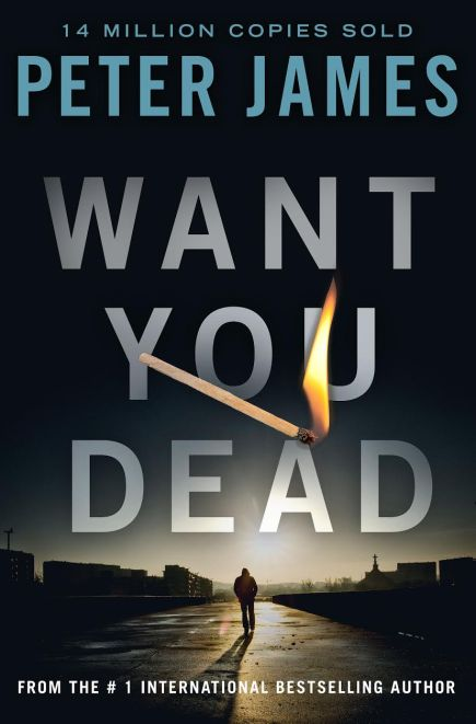 Want You Dead COver