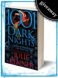 Caress of Darkness by Julie Kenner eBook Giveaway