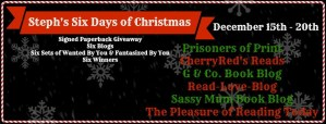 Steph's Six Days of Christmas…Read-Love-Blog's Giveaway stop