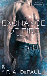 Exchange of Fire Cover