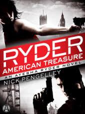 Ryder: American Treasure by Nick Pengelley…Blog Tour Stop & Review