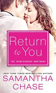 Return To You by Samantha Chase….Book Spotlight and Giveaway
