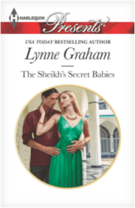 Harlequin May Spotlight…Q&A with Lynne Graham  author of The Sheikh's Secret Babies