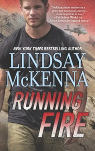 Running Fire by Lindsay McKenna….Blog Tour Stop & Review