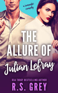 The Allure of Julian Lefray by R.S. Grey….Release and Review!