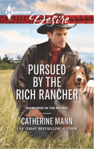 Harlequin June Spotlight…Q&A with Catherine Mann, author of Pursued By The Rich Rancher