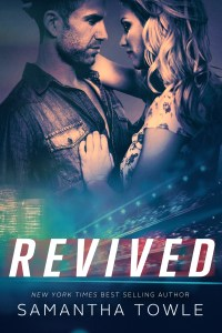 Revived by Samantha Towle….Teaser Tuesday