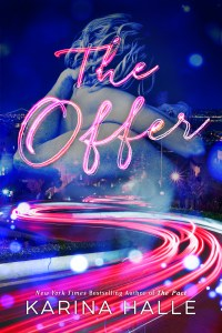 The Offer by Karina Halle….Release Day Event