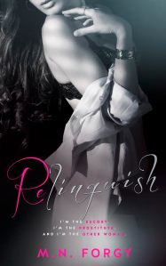 Relinquish by M.N Forgy….Blog Tour & Review