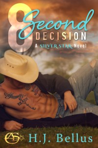 8 Second Decisions by H.J. Bellus…..Release Day Event