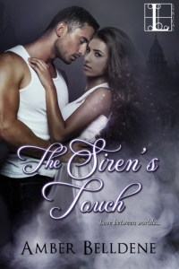 Review….The Siren's Touch by Amber Belldene
