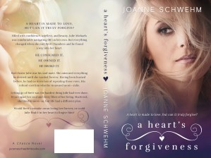 A Heart's Forgiveness by Joanne Schwehm…Release Day Event