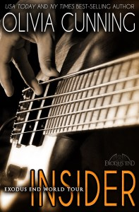 Insider by Olivia Cunning….Blog Tour Stop & Review