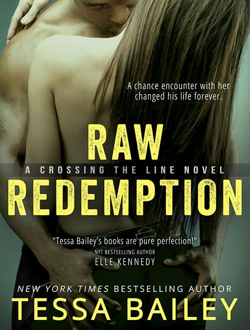 Raw Redemption cover