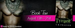 Tyrant book Tour [225401]