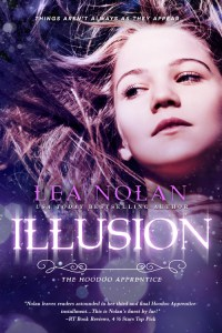 Illusion by Lea Nolan…Release Day Event