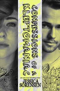 Confessions of a Kleptomaniac by Jessica Sorensen….Release Day Blitz & Review