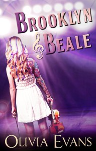 Brooklyn & Beale by Olivia Evans….Blog Tour & Review