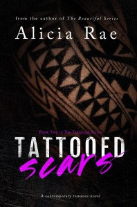 Tattooed Scars by Alicia Rae…Blog Tour & Review