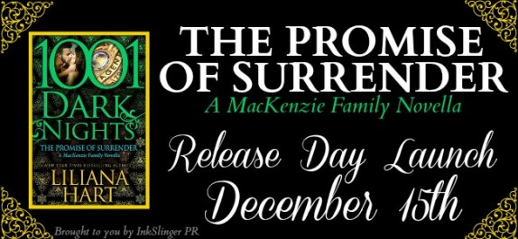 The Promise of Surrender - RDL banner